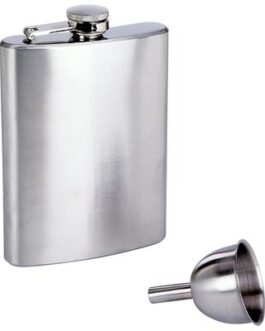 Hip Flask Stainless Steel